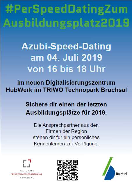 Azubi Speed Dating Familienbündnis Bruchsal